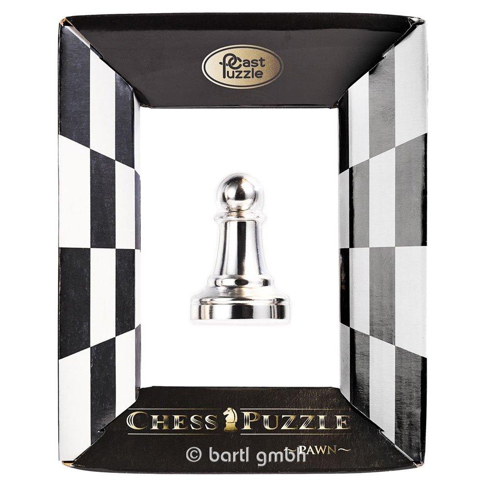 Puzzles & Geduldspiele Bauer Cast Chess Pawn
