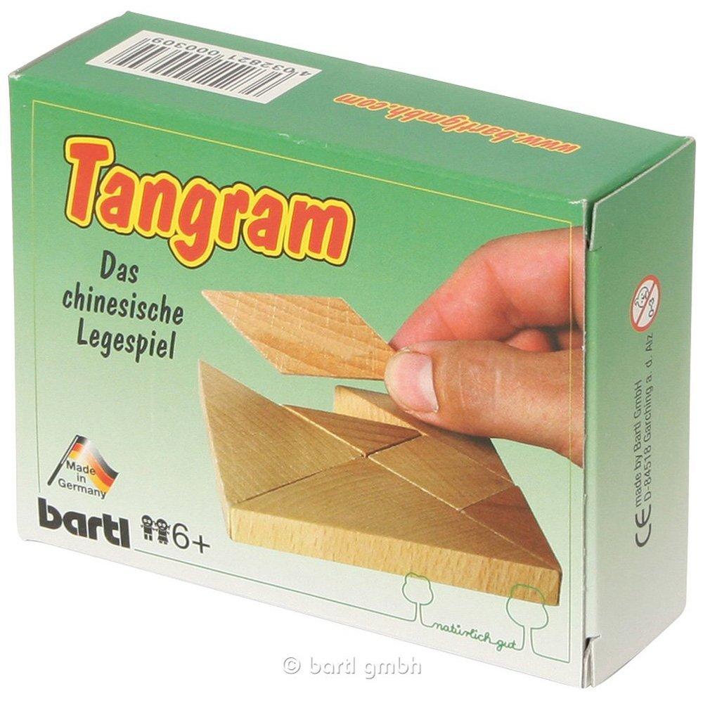 tangram 7 teile  cleoco